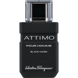 Salvatore Ferragamo Attimo Black Musk toaletní voda pro muže 100 ml