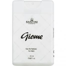 SANTINI Cosmetic Giome parfémovaná voda pro muže 20 ml cestovní balení