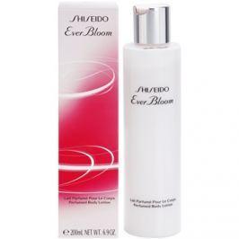 Shiseido Ever Bloom tělové mléko pro ženy 200 ml