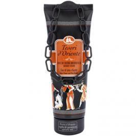 Tesori d'Oriente Lotus Flower & Acacia´s Milk sprchový krém pro ženy 250 ml