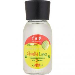 THD Home Fragrances Citronella Essence aroma difuzér s náplní 100 ml