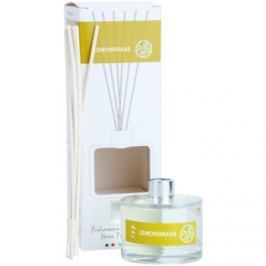 THD Platinum Collection Lemongrass aroma difuzér s náplní 100 ml