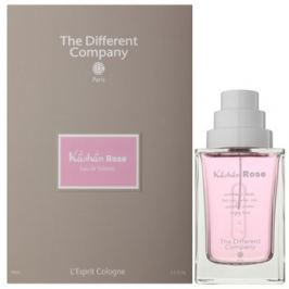 The Different Company L'Esprit Cologne Kâshân Rose toaletní voda pro ženy 100 ml plnitelná