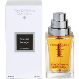 The Different Company Oriental Lounge parfémovaná voda unisex 90 ml plnitelná
