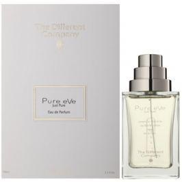 The Different Company Pure eVe parfémovaná voda pro ženy 100 ml plnitelná