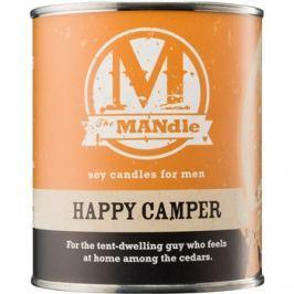 The MANdle Happy Camper vonná svíčka 425 g