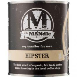 The MANdle Hipster vonná svíčka 425 g