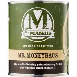 The MANdle Mr. Moneybags vonná svíčka 425 g