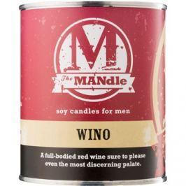 The MANdle Wino vonná svíčka 425 g