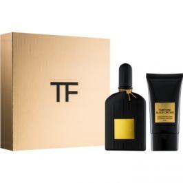 Tom Ford Black Orchid dárková sada I.  parfémovaná voda 50 ml + hydratační emulze 75 ml