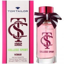 Tom Tailor College sport toaletní voda pro ženy 50 ml toaletní voda