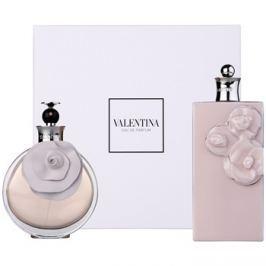 Valentino Valentina dárková sada II. parfémovaná voda 80 ml + tělové mléko 200 ml