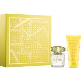 Versace Yellow Diamond dárková sada II. tělové mléko 50 ml + toaletní voda 30 ml