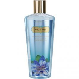 Victoria's Secret Aqua Kiss Rain-kissed Freesia & Daisy sprchový gel pro ženy 250 ml