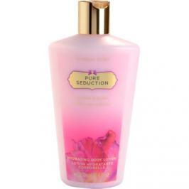 Victoria's Secret Pure Seduction Red Plum & Fresia  tělové mléko pro ženy 250 ml