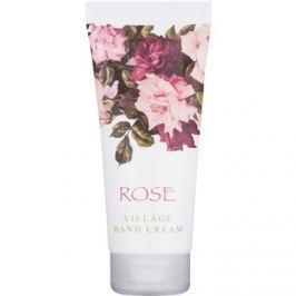 Village Rose krém na ruce pro ženy 100 ml