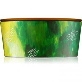 Woodwick Artisan Ellipse Lime Bergamot vonná svíčka 453,6 g Hearthwick