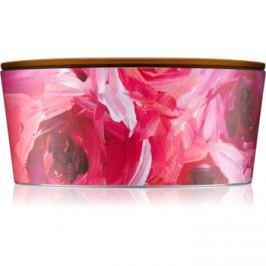 Woodwick Artisan Ellipse Red Currant & Cedar vonná svíčka 453,6 g Hearthwick