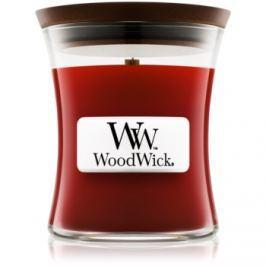 Woodwick Cinnamon Chai vonná svíčka 85 g malá