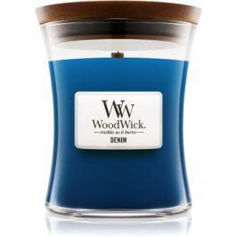 Woodwick Denim vonná svíčka 275 g střední