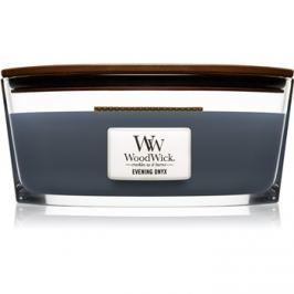 Woodwick Evening Onyx vonná svíčka 453,6 g Hearthwick