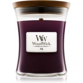 Woodwick Fig vonná svíčka 275 g střední