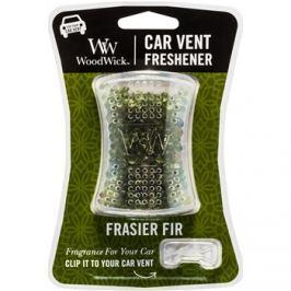 Woodwick Frasier Fir vůně do auta   clip