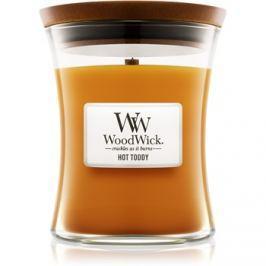 Woodwick Hot Toddy vonná svíčka 275 g střední