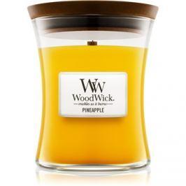 Woodwick Pineapple vonná svíčka 275 g střední