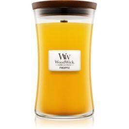 Woodwick Pineapple vonná svíčka 609,5 g velká