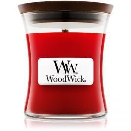 Woodwick Pomegranate vonná svíčka 85 g malá