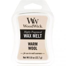 Woodwick Warm Wool vosk do aromalampy 22,7 g