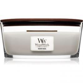 Woodwick Warm Wool vonná svíčka 453,6 g Hearthwick