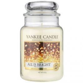 Yankee Candle All is Bright vonná svíčka 623 g Classic velká
