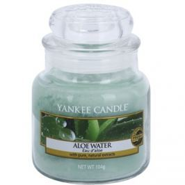Yankee Candle Aloe Water vonná svíčka 104 g Classic malá