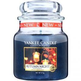 Yankee Candle Autumn Night vonná svíčka 411 g Classic střední