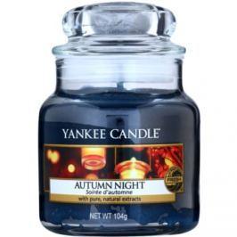 Yankee Candle Autumn Night vonná svíčka 105 g Classic malá
