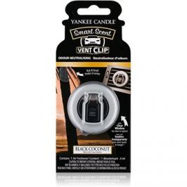 Yankee Candle Black Coconut vůně do auta 4 ml clip