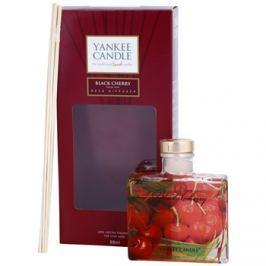 Yankee Candle Black Cherry aroma difuzér s náplní 88 ml Signature