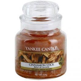 Yankee Candle Cinnamon Stick vonná svíčka 104 g Classic malá