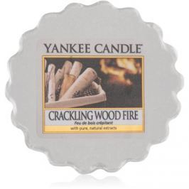 Yankee Candle Crackling Wood Fire vosk do aromalampy 22 g