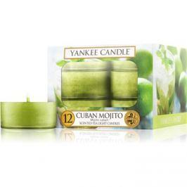 Yankee Candle Cuban Mojito čajová svíčka 12,1 g