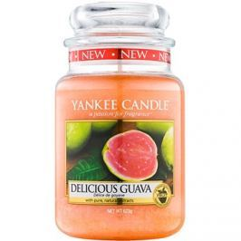Yankee Candle Delicious Guava vonná svíčka 623 g Classic velká