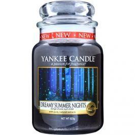 Yankee Candle Dreamy Summer Nights vonná svíčka 623 g Classic velká