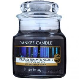 Yankee Candle Dreamy Summer Nights vonná svíčka 105 g Classic malá