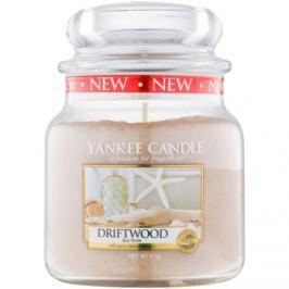 Yankee Candle Driftwood vonná svíčka 411 g Classic střední