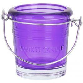 Yankee Candle Glass Bucket skleněný svícen na votivní svíčku