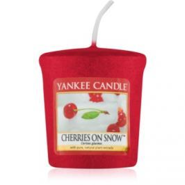 Yankee Candle Cherries on Snow votivní svíčka 49 g