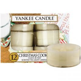 Yankee Candle Christmas Cookie čajová svíčka 12 x 9,8 g