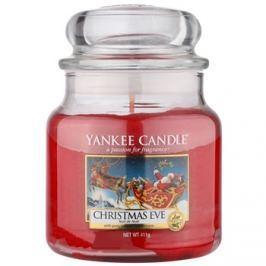 Yankee Candle Christmas Eve vonná svíčka 411 g Classic střední